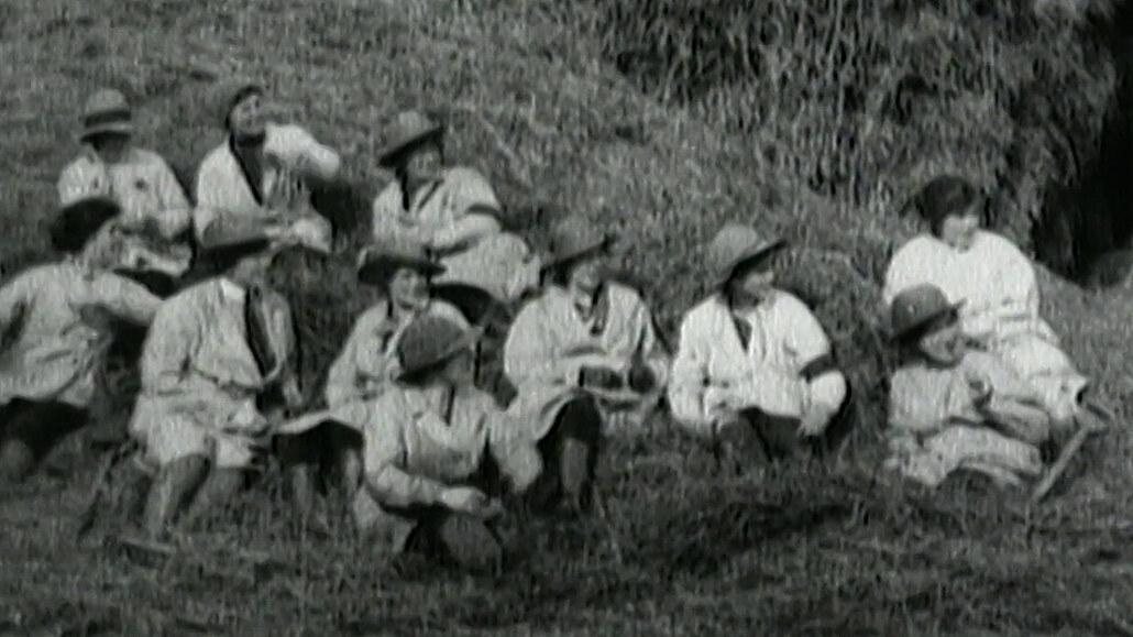 Stávka slovenských zemědělců se před 100 lety nepovedla. Zhatil ji déšť