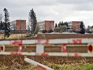 V bývalém vojenském prostoru u Jihlavy by mělo vzniknout republikové výcvikové...