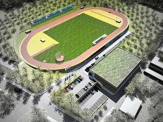 O tom, že bude Třešňovka jednou z možných lokalit pro výstavbu nového stadionu...