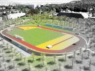 Představitelé města uvádějí, že o umístění stadionu ještě nerozhodli a rozhodně...