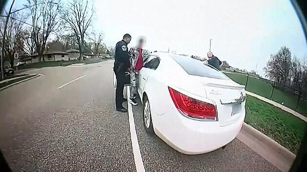 Černocha v Minneapolisu zastřelila policistka. Spletla si zbraň s taserem