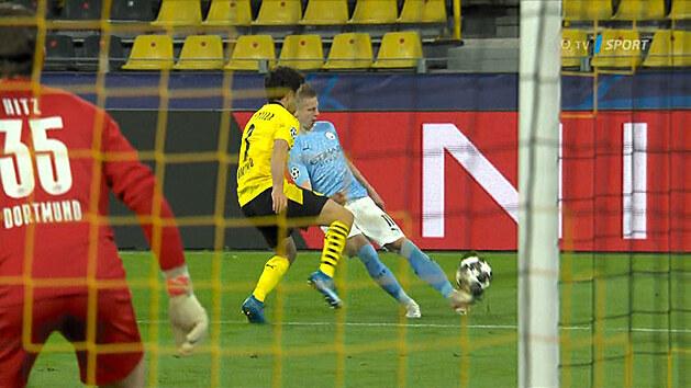 Manchester City v LM i podruhé vyzrál na Dortmund