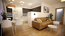 Jak se staví sen pro ženu ve vybydleném bytě
