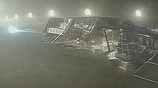 Za nehodu kamionu v tunelu na D8 mohl mikrospánek