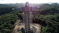 V Brazílii staví další obří sochu Ježíše Krista