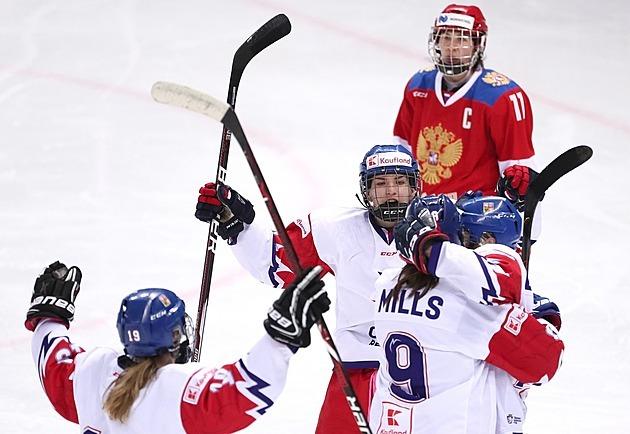 Odložené mistrovství světa hokejistek se uskuteční v Kanadě v srpnu