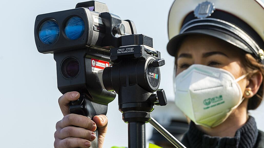 Celoevropská policejní akce s radary. Rekordman jel v Belgii 262 km/h