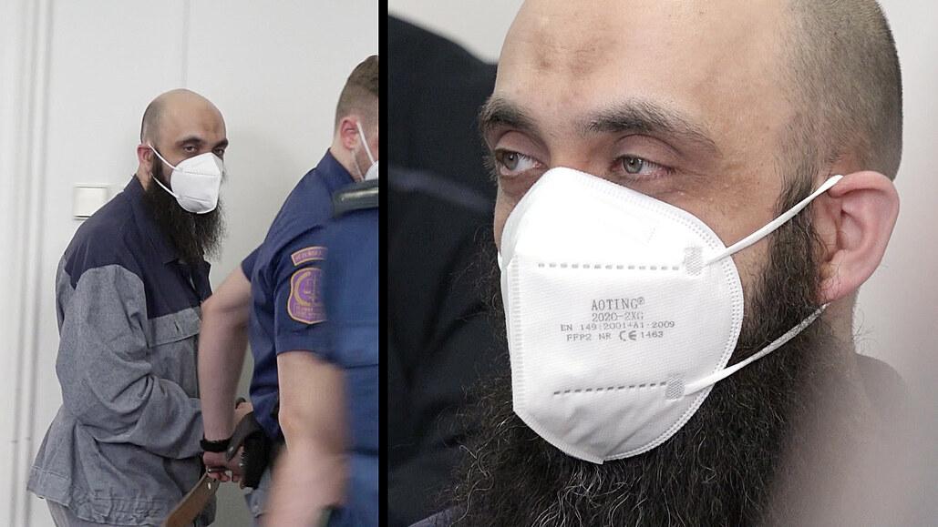Tak mi kázal korán, prohlásil bývalý imám viněný z terorismu. Dostal 14 let