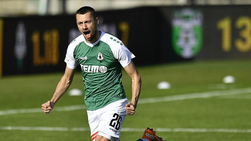 Jablonec - Karviná 3:0, tři góly do půle, domácí se posunuli na druhé místo