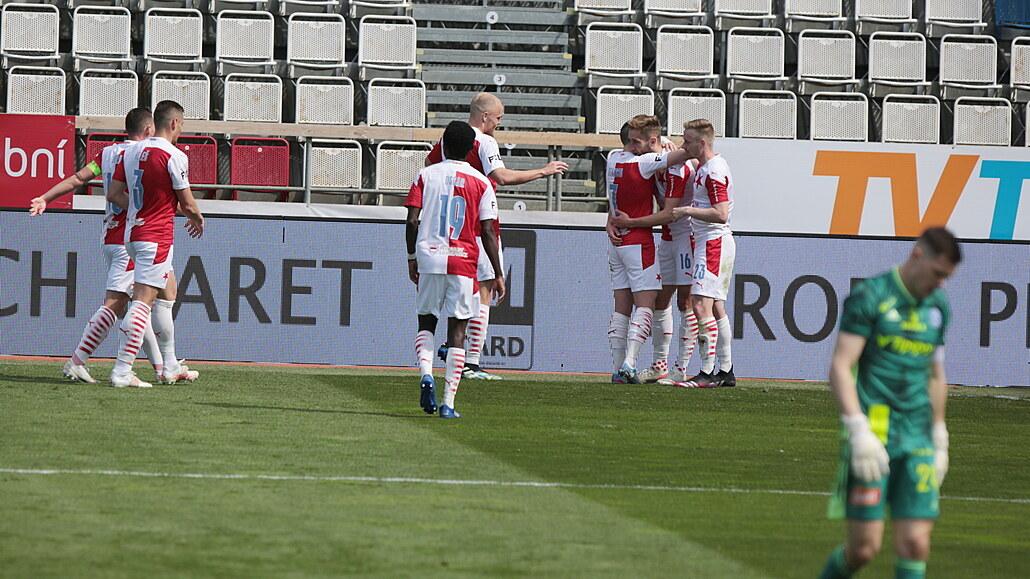 Slavia se o finále poháru utká se Spartou, Plzeň už postoupila