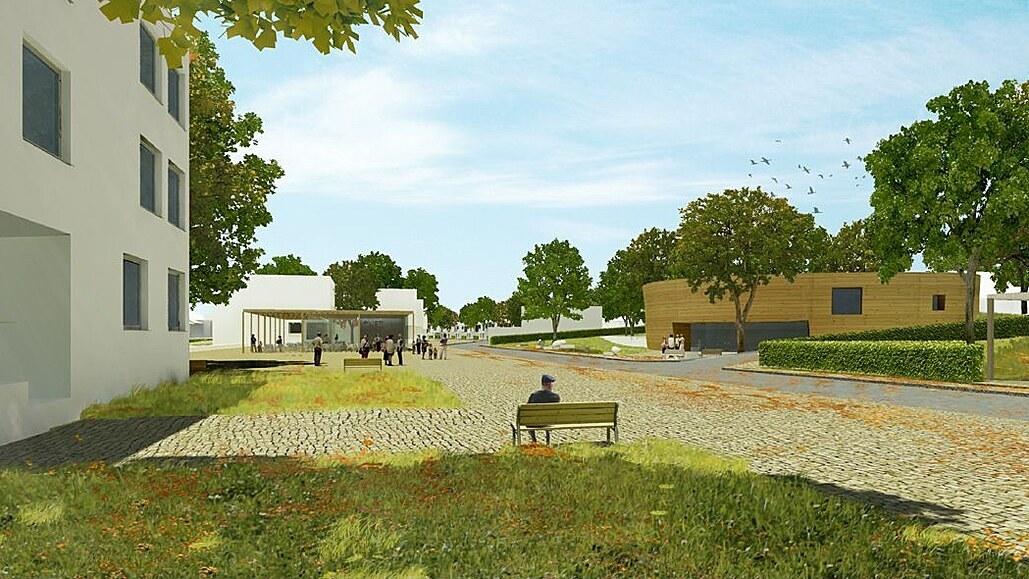 Bývalá kasárna v Jičíně nahradí nová obytná čtvrť za 235 milionů korun