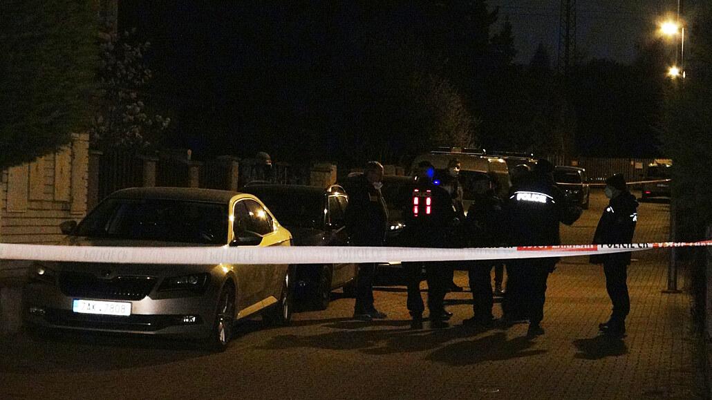 Po pobodání dvou lidí v Praze se hledal chlapec, policie už ho našla