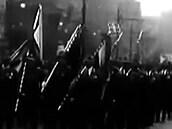 Největší tryzna v Československu. Před 100 lety pohřbili legionáře popravené v...