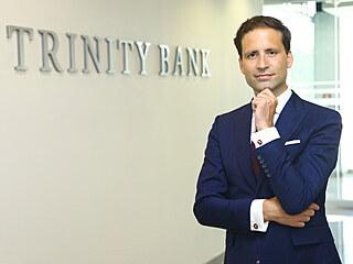 Lukáš Kovanda, hlavní ekonom Trinity Bank