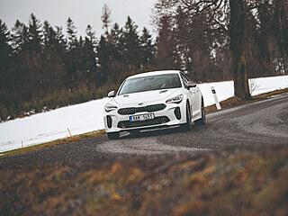 Kia Stinger GT 3.3 V6 T-GDI