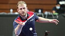 Joueur de tennis de table Pavel