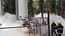 V Indii zemřelo 22 pacientů kvůli obřímu úniku kyslíku