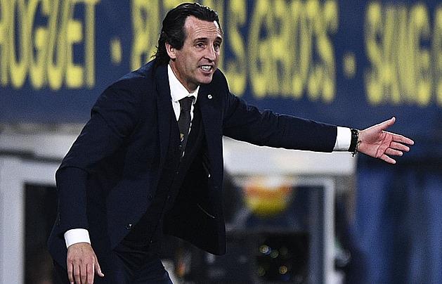 Proboha, jak to mohl odpískat. Kouč Villarrealu se zlobil kvůli penaltě pro Arsenal