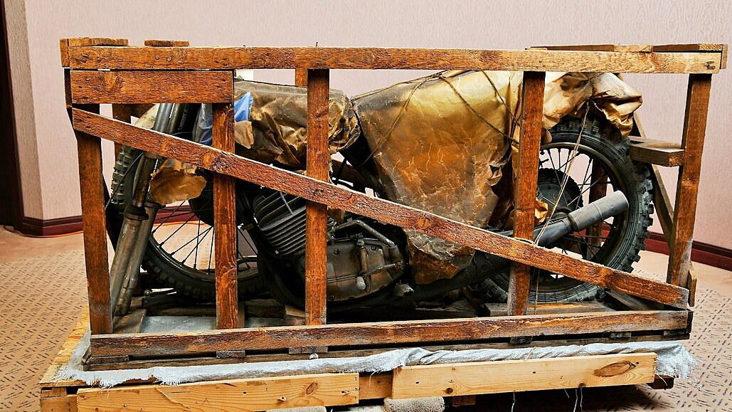 Strakonický poklad objevili v USA. Proslavený závodní nezmar je tam legendou