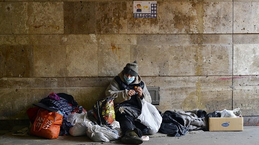 Spor s pojišťovnou ohrožuje v Olomouci psychiatrickou pomoc pro bezdomovce