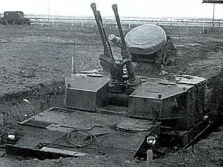 ZSU-37-2 Jenisej
