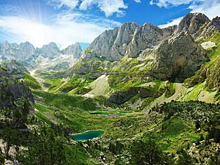 Albánské Alpy