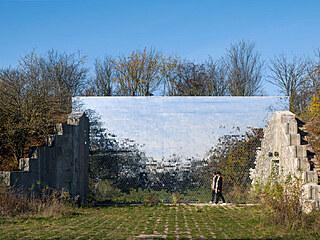 V Drnově vzniklo z bývalého bunkru zvířecí krematorium.