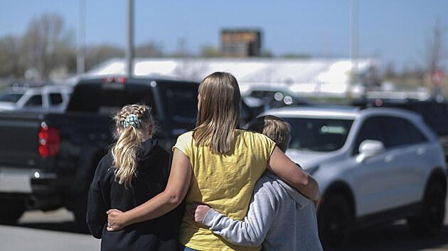 Na škole v Idahu střílela žákyně šesté třídy, zranila tři lidi