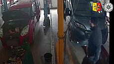 Zloději ukadli opravované auto přímo z autoservisu