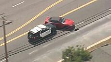 Policisté v USA zastavili řidiče mistrným manévrem