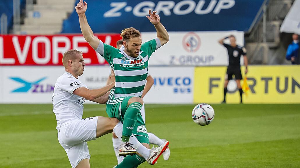 Slovácko - Bohemians 1:1, domácí ztratili vedení, ale poháry je neminou