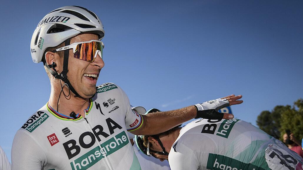 Vichr jménem Bora. Jak sprinteři trpěli a Sagan si jel pro etapu