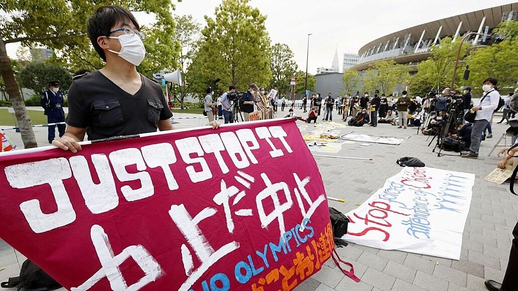 I japonští lékaři kvůli koronaviru požadují: Zrušte olympijské hry v Tokiu