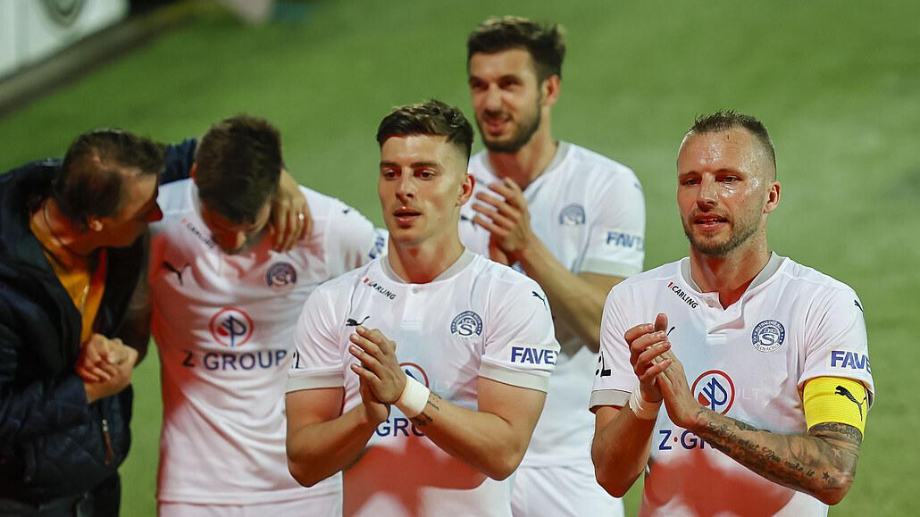 Plovdiv - Slovácko 1:0, premiéru v pohárech pokazil gól v závěru
