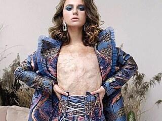Světlana Alexeeva chce prorazit jako modelka.
