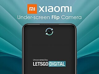 Xiaomi patent otočná kamera pod displejem