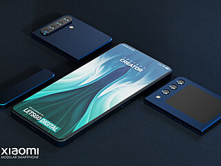 Koncept modulárního mobilu Xiaomi