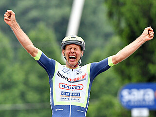 DOKÁZAL TO! Taco van der Hoorn zaskočil všechny a vyhrál třetí etapu Gira.