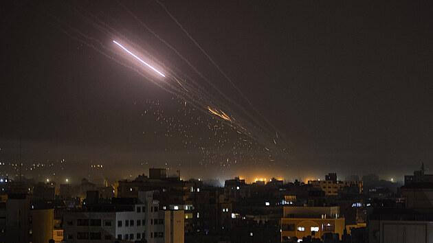 Izrael zahájil nejsilnější útok na Pásmo Gazy. Střety nepřežilo už 117 lidí