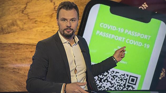 Covidpas bude v QR kódu pro mobily, půjde ho i vytisknout, řekl Dzurilla