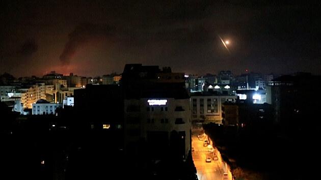 Tel Aviv znovu pod palbou. Hamás vyslal až 200 raket