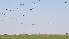 Seskok 7 tisíc vojáků odstartoval cvičení NATO