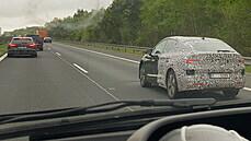 Natočili jsme maskovaný prototyp Škoda Enyaq kupé