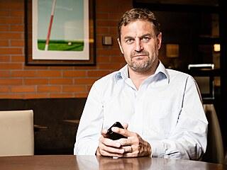 Petr Bříza, český zástupce v Radě IIHF.