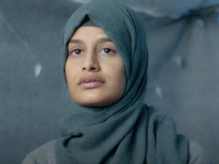 Shamima Begumová v novém dokumentu