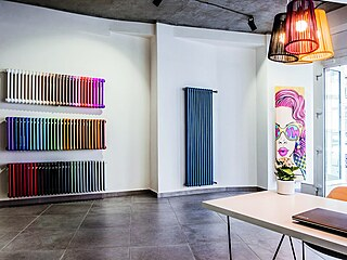 Nebojte se barev – i klasické litinové radiátory mohou mít šmrnc! Originální...