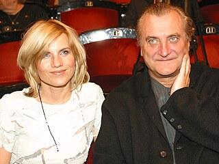 Leona Machálková a Bořek Šípek (2003)