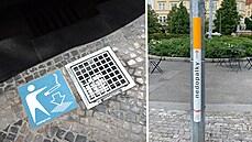 Chodníkový popelník zanikl. Praha láká na velké cigarety