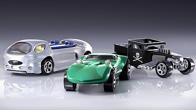 Sbírky autíček už nebudou co bývaly. Mattel zavádí virtuální modely