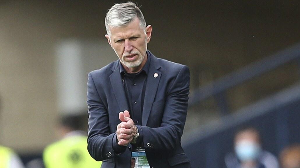 Mám velkou radost, remíza je cenná, řekl trenér fotbalistů Šilhavý